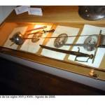 Armas. Museo de la Real Fábrica de Artillería.  La Cavada. Cantabria.