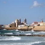 Cádiz. Puerto de la Flota de la Carrera de Indias.