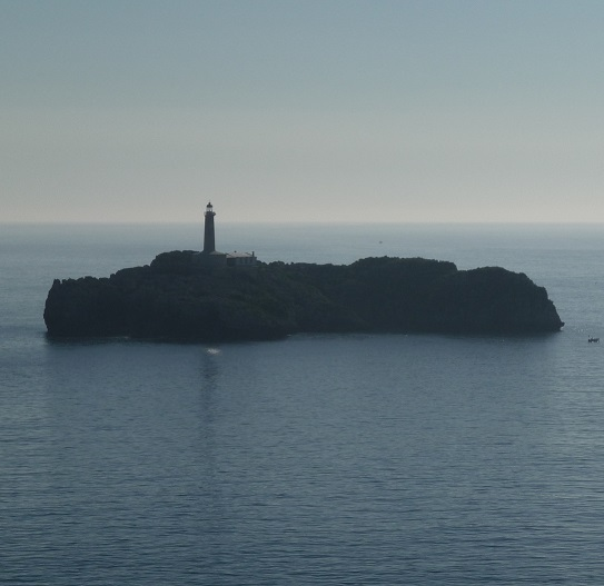 Miniatura Isla de Mouro