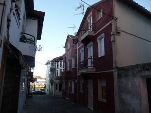 Casa Valvanuz. Calle La Braña.