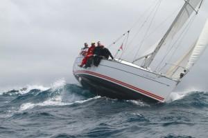 Sábado de regata.
