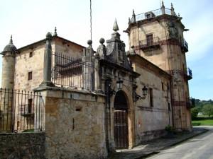 Palacio de Elsedo. Pámanes, Cantabria.