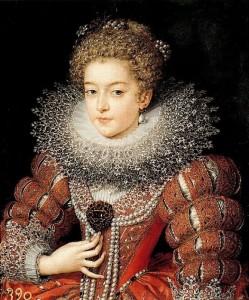 Isabel de Francia esposa de Felipe IV 2