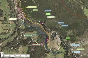 Las rutas históricas por el valle de Ramales
